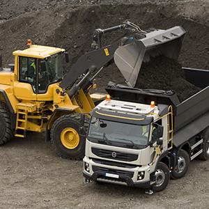 Для грузовой, строительной и внедорожной техники